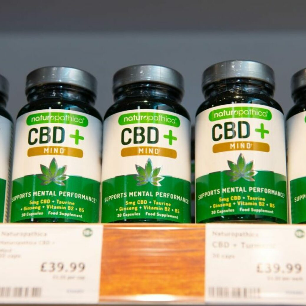 'There Is An Active Conversation Of CBD Happening Across The Nation,' Says A New Report. Which Spells Opportunity.