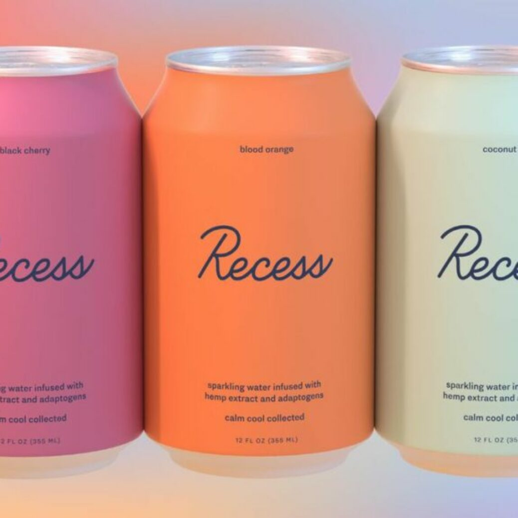 From CBD Soda To Street Style, Recess Releases 'Realitywear' With Three New Flavors