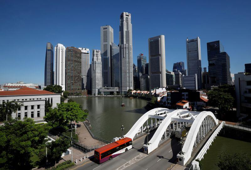 Singapore financial district vulnerable to rising sea levels: CBRE