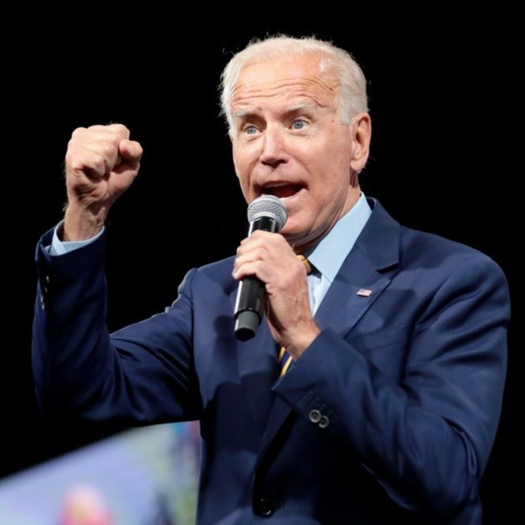 Joe Biden 'I'm going to have a [vice president] option very first week in August'