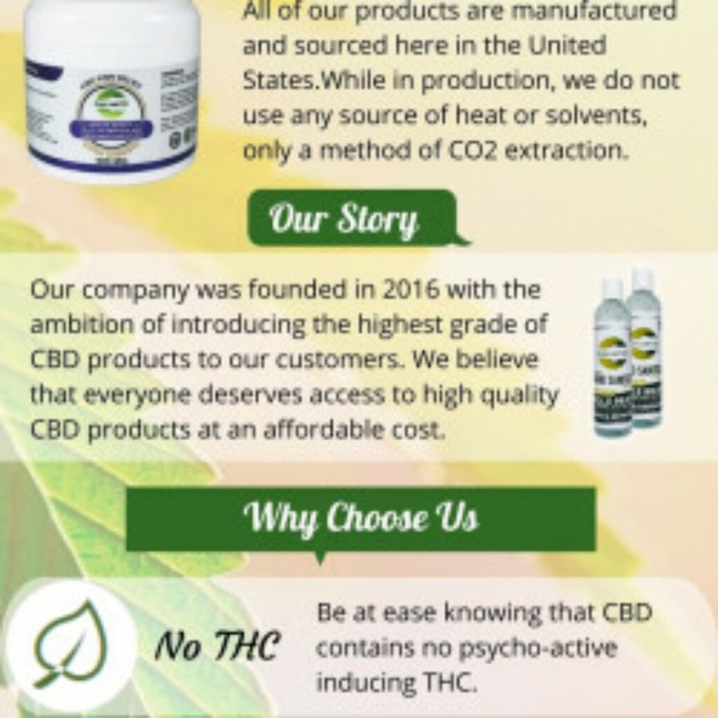 Green Leaf CBD for Variety of Smoke Vape and CBD Products